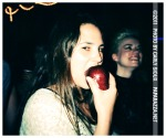 Girl w Apple @ Newsonic Loft