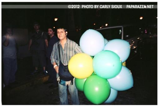Balloons in PR