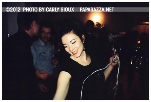 Carly 2, NYE 2012 @ Wisk & Ladle