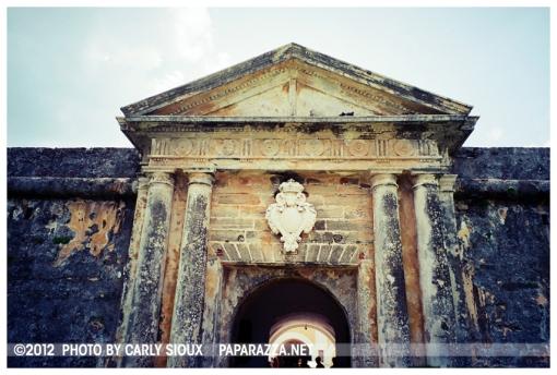 Castillo San Felipe del Morro, PR, Jun12