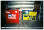 Flags and Lottery, Clinton Hill, Apr12