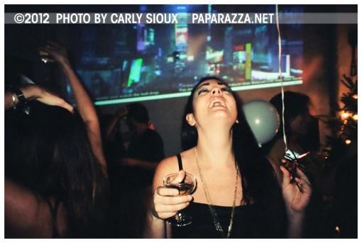 Kristina 2, NYE 2012 @ Wisk & Ladle