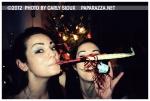 Kristina, Carly, NYE 2012 @ Wisk & Ladle
