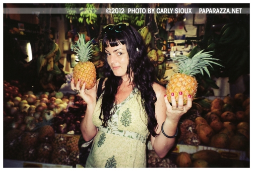 Kristina w Fruit, PR June12