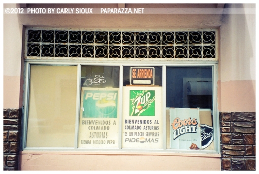 Old Soda, Old San Juan, June12
