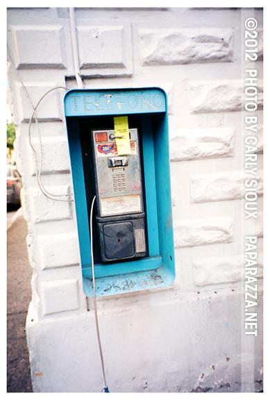Telefono, PR June12