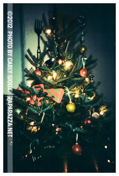 Xmas Tree, NYE 2012 @ Wisk & Ladle