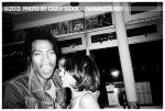 Bryant k, Natasha @ Lupe's, June12