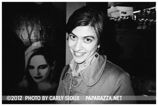 Carly Sioux. Paparazza, Film, B&W, Brooklyn, Street Photography, Surrealism