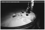 Whiskey  Cash on Table @ Shilpa Ray, Nocturnal Emissions Oct2012
