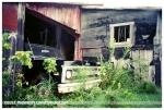 Barn and Truck 2, Pennington Farm,Sept2012