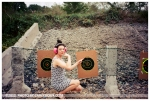 Carly Sioux, Targets, Shooting Range,Sep12