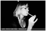 Jaime w Cigarette, Memorial Day2012