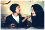 Shilpa , Kristina, PizzaParlor2011