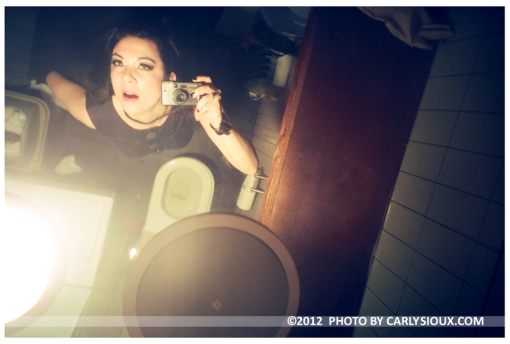 Carly @ Westvillage Bathroom, LES Sept12