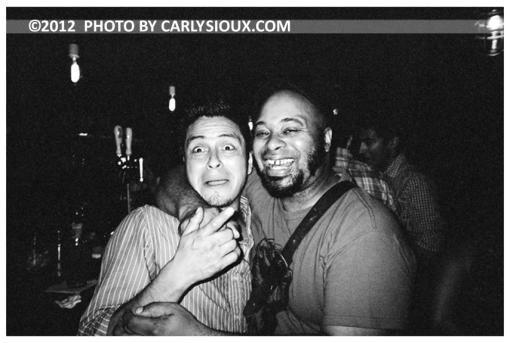 Danny & Friend @ VON, Aug12