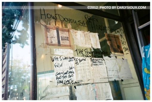 Police Harrassment, Bushwick, sept2012