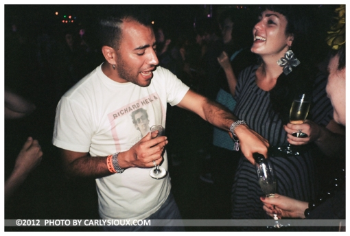 princepunk, champaign @ Brooklyn Bowl, NY Sept12