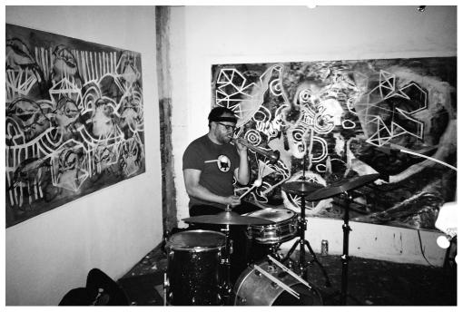 Ross, The Escalators @ Jack's Studio Oct12