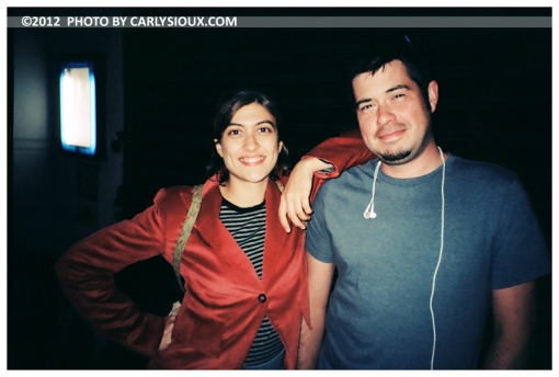 Sarah & BTCruiser, LES,  Sept12