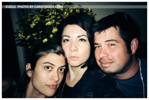 Sarah, Carly, Brian @ Natori,  Sept12