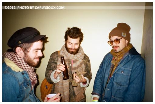 Zach , Michael, & Fernando @ Nato Rooftop Bday Jam Oct12