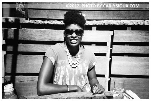 Ashley Bonds @ Sidecar, Brooklyn Sept2012