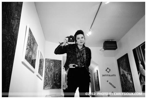 Carly, Camera, Art Gallery, Oct12