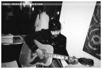 Danny, Guitar, Art Gallery,Oct12