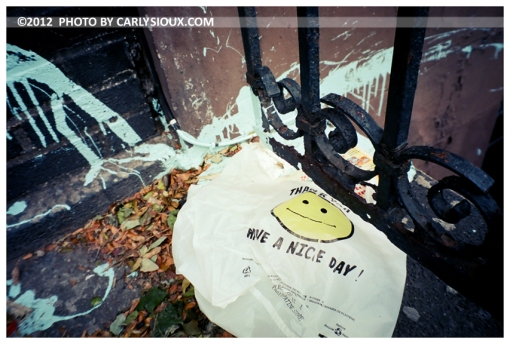 Have a Nice Day, Clinton Hill, Nov12