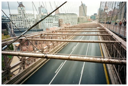 Brooklyn Bridge, Post Sandy Oct12
