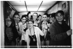 Dani w. Models Elevator, Met Pavallion,Feb13