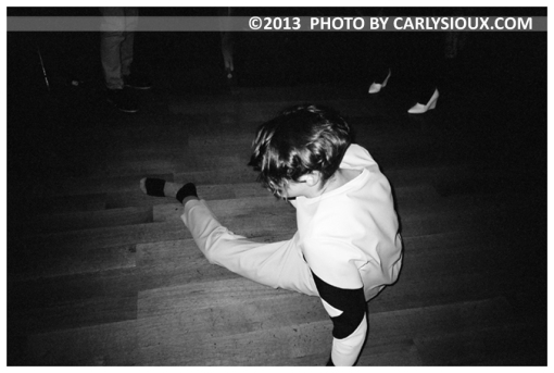Eamon, BreakDance, Hotel, Feb13