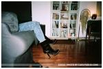 Jaime, Black Gold Heels, Sleeping @ Cherry Cola, Toronto,Nov12