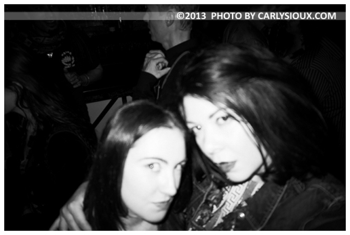 KT, Carly @ Lair, Feb13
