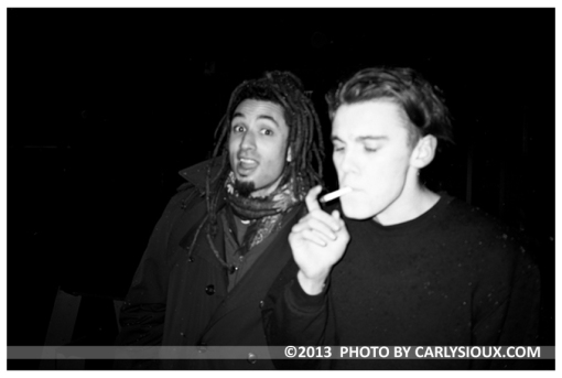 Smoke Break, Modey Mayhem, Feb13