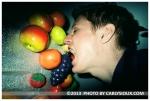 Brendan, Bite, Fruit,Apr13