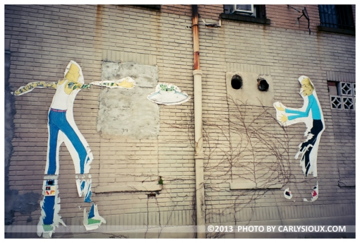 Grafitti, Aliens, playing, Bedstuy, Mar13