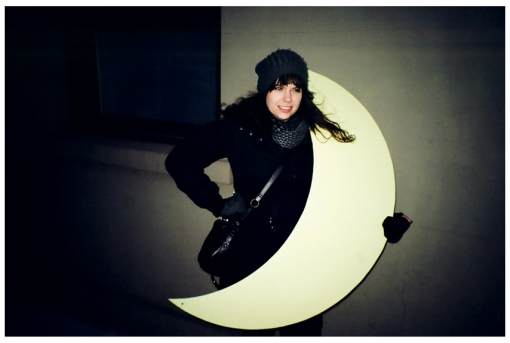 Jordan  Holding My Moon, Parkslope, Feb13