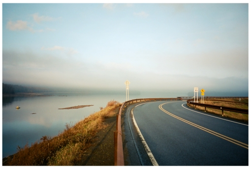Lake, Curve in the Road 2, Dreamy, Hurly Dec12