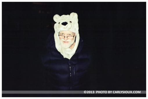 Old Man, White Bear, White beard, LES, Mar13