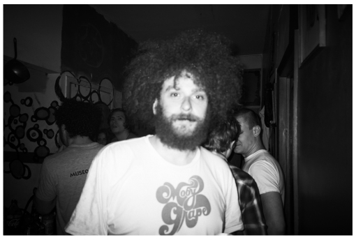 Alex Kennedy, Ginger Fro@  copy