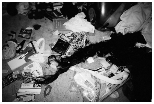 Art School Waste, Pratt, Apr13