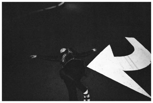 Carly, Arrow, Street Death Wish, Apr13
