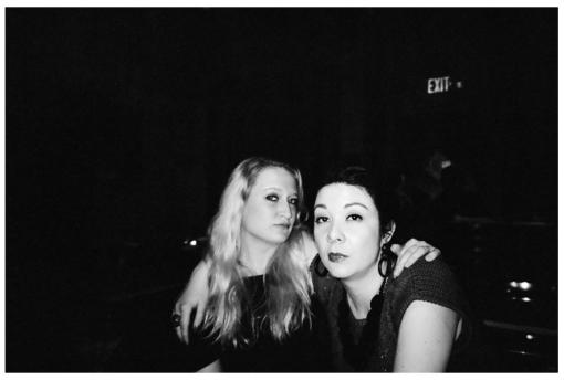 Carly, Kaitlin, Friends, Mar13