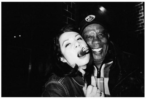 Carly, Leroy, Cigar, Black Swan, may13