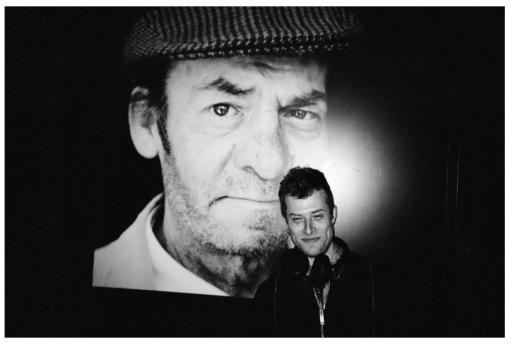 DJ, Face, Portrait, CT, Mar13
