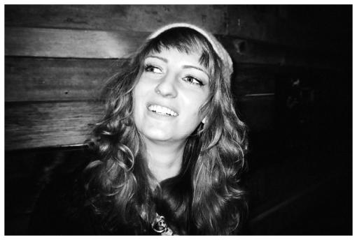 Ellena, Ginger Snap, Portrait, LES, Mar13