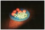 Fruit bowl, Oranges, Grapes, Classical, Juicy,Mar13