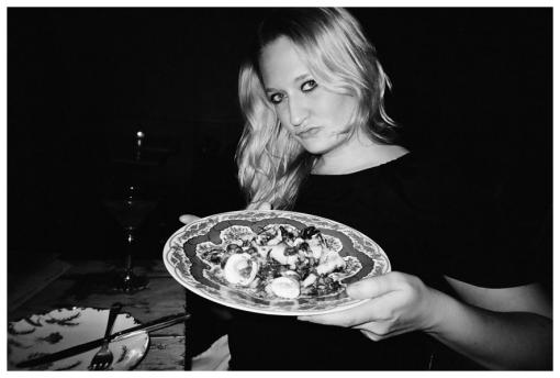 Kaitlin, Squid, Food Fetish CT, Mar13